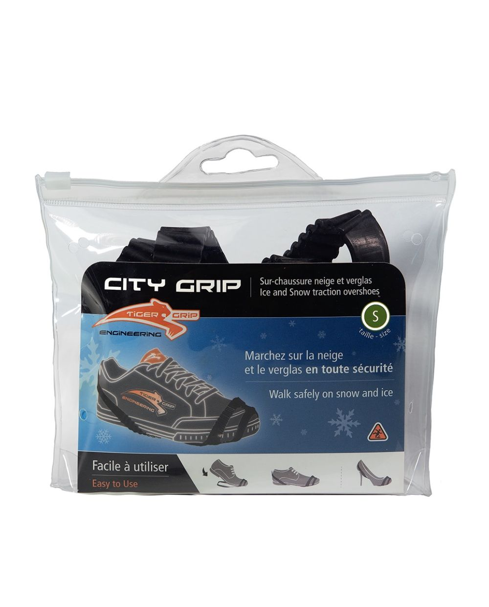 City Grip Overshoe