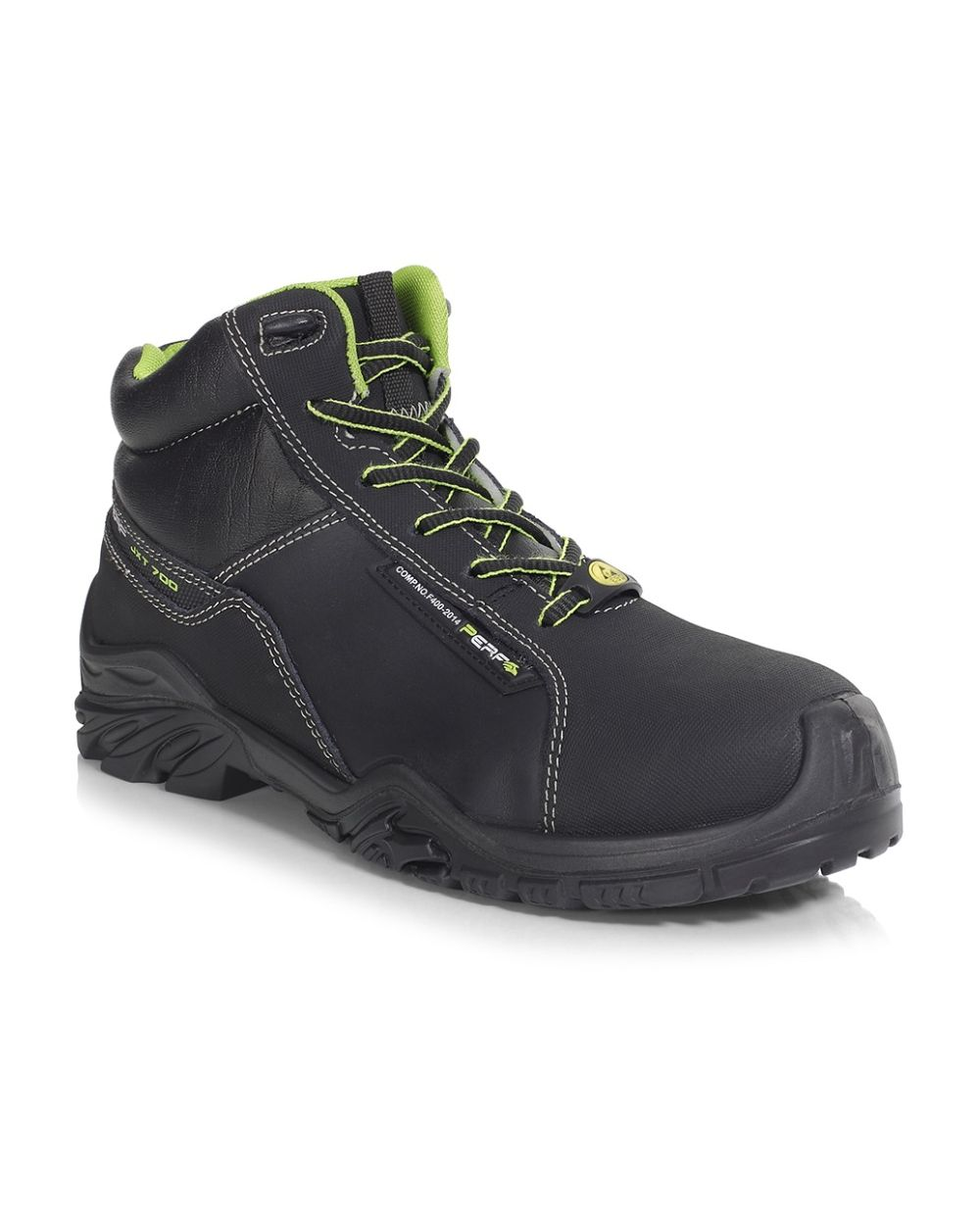 Endurance High – ESD Safety Hiker