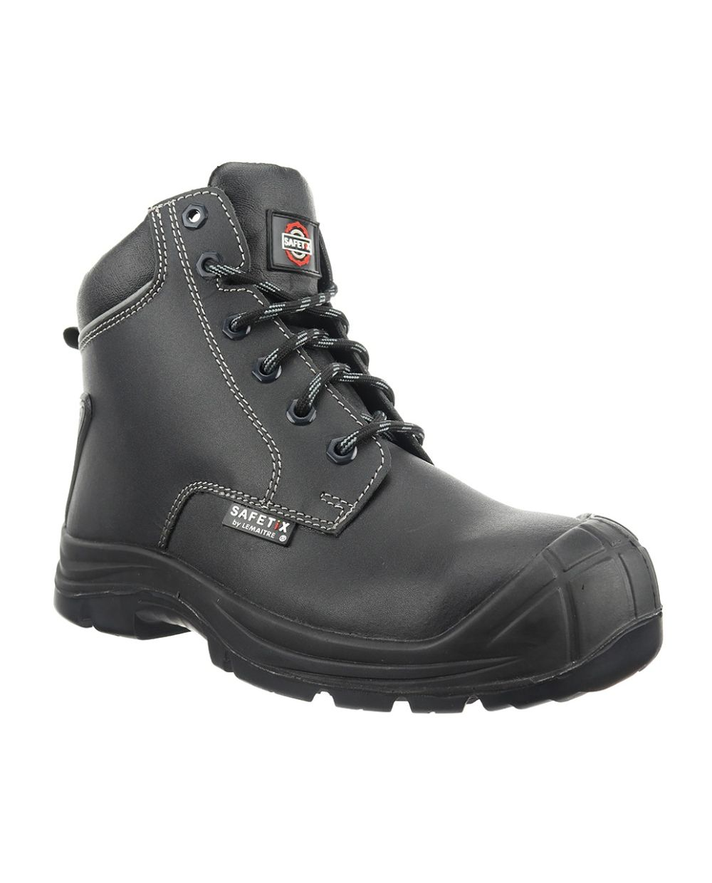 Leo B - PU/Rubber Derby Boot