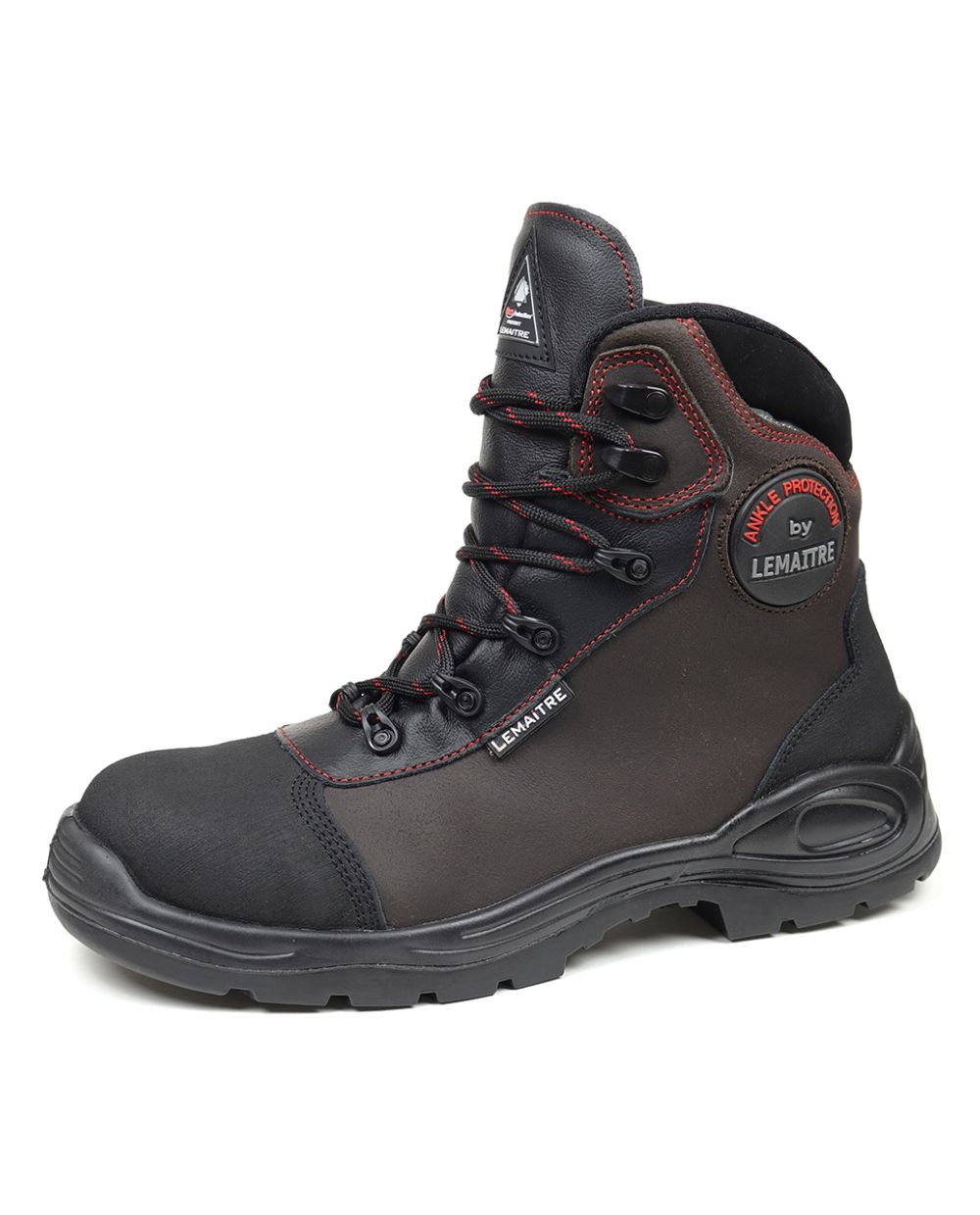 Enduro Duo-Protection Hiker-Brown