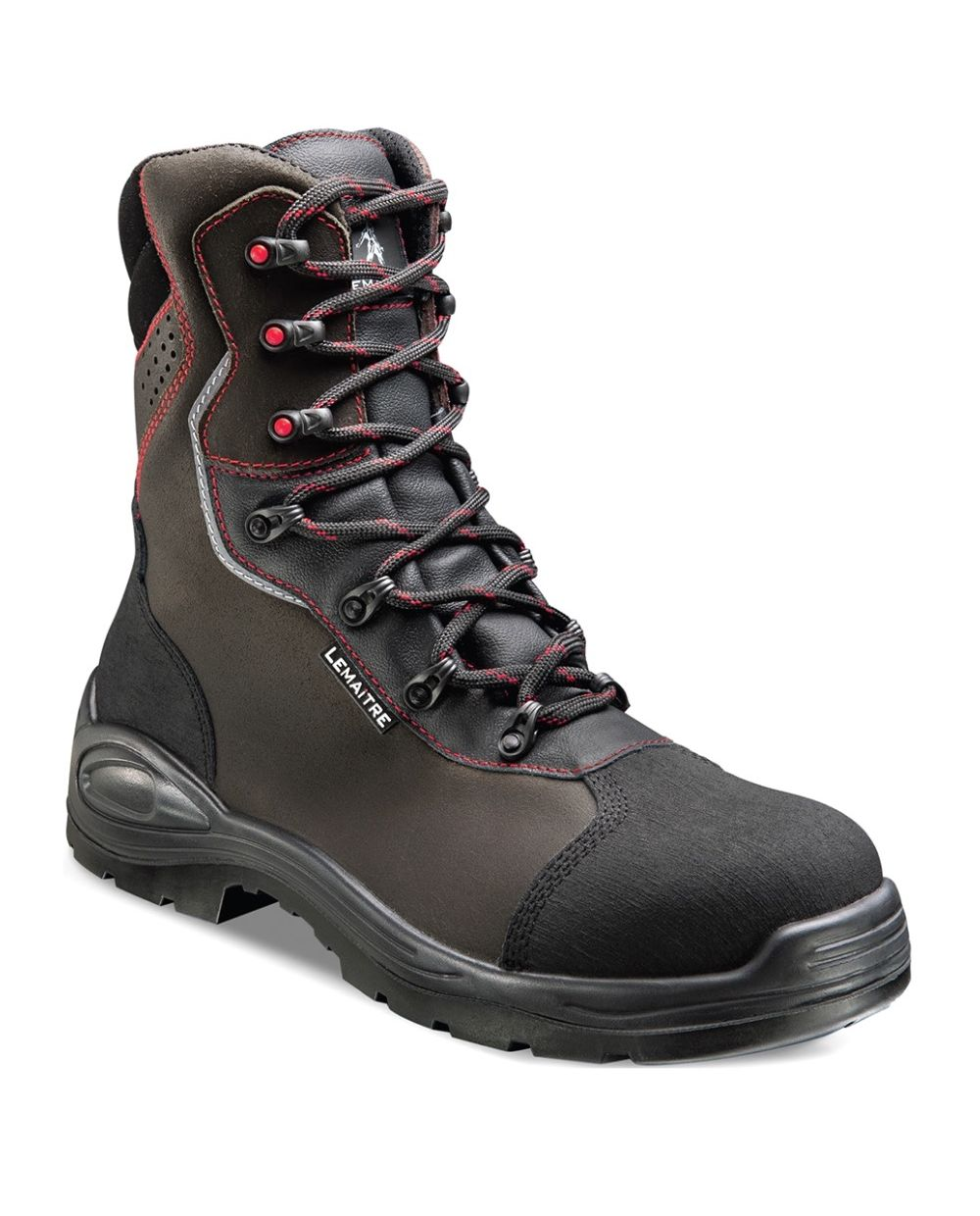Adventure Duo-Protection Combat Boot - Brown