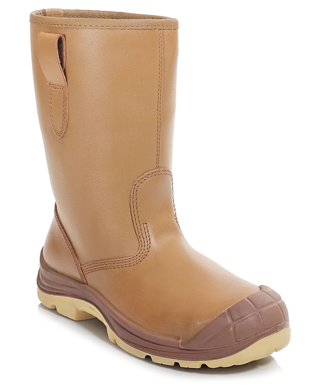 PB42LC Lined Rigger Boot