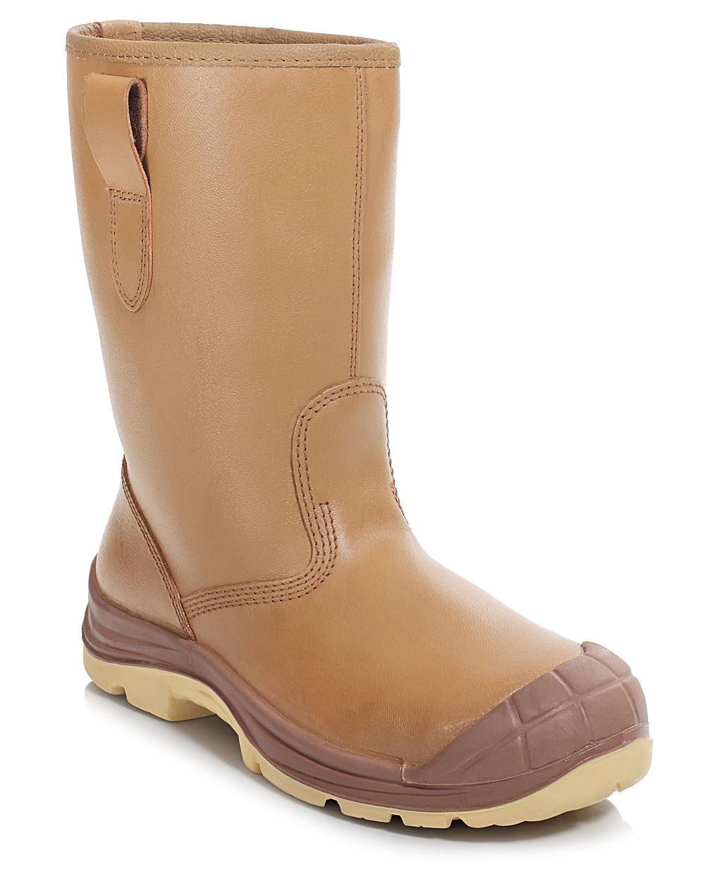 PB43C Unlined Rigger Boot