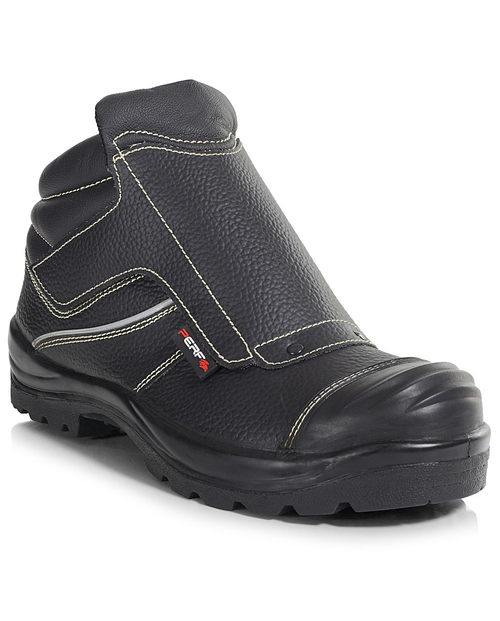 PB94C Velcro Ankle Length Welders Boot