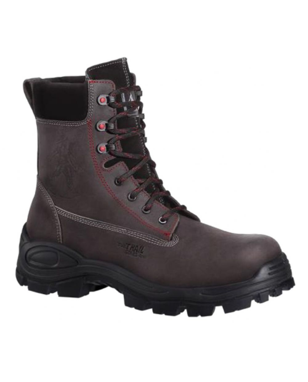 Stelvio S3 Waterproof Combat Boot (Black Sole)